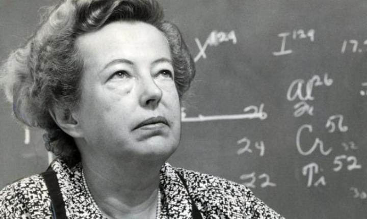 Meet the woman who worked for free to win the Nobel Prize in Physics