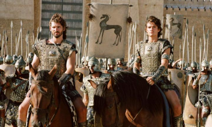 "How the movie ""Troy"" doesn't even come close to history's real events"