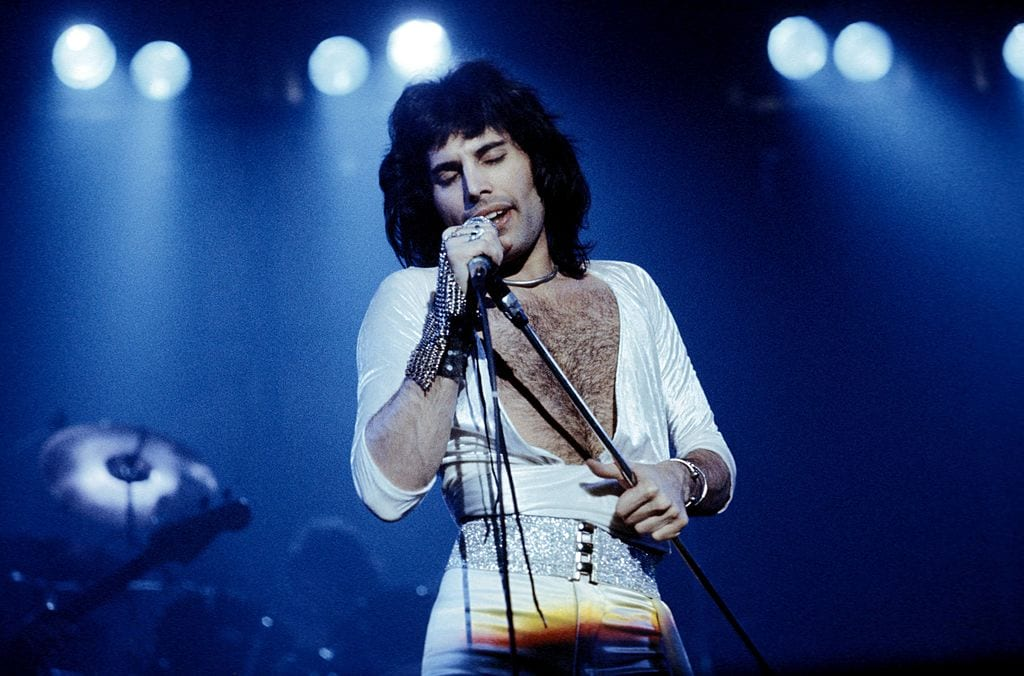 Photo of Freddie MERCURY and QUEEN