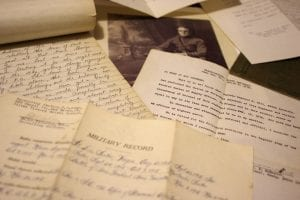world war i, wwi, wwi letters, diary