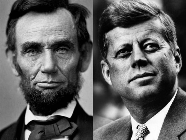 "Sorry everyone, but the ""similarities"" between Kennedy and Lincoln aren't that incredible at all"