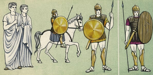 That time a horse was made Senator of the Roman Empire