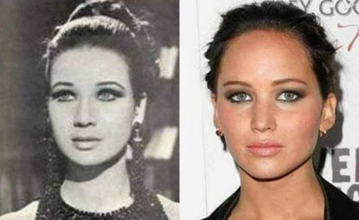 40 of history's most mind-melting celebrity doppelgangers