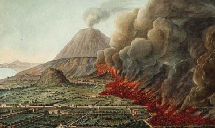 Scientists discover new, horrible ways people died by Mount Vesuvius