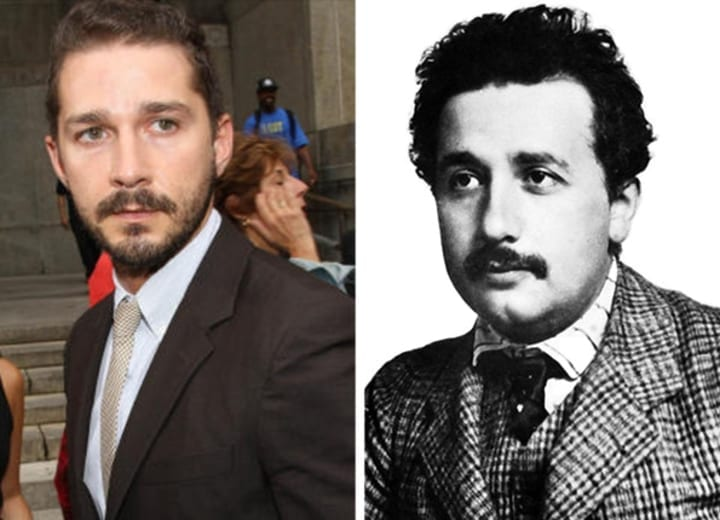 Disney celebrity doppelgangers in history