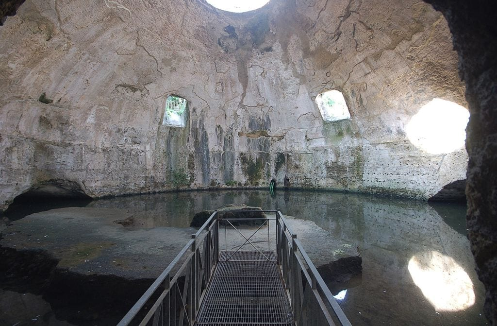 bathhouse, rome, ancient history, ruins, baia, naples