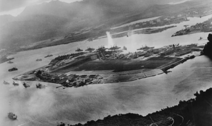 December 7, 1941: Attack on Pearl Harbor