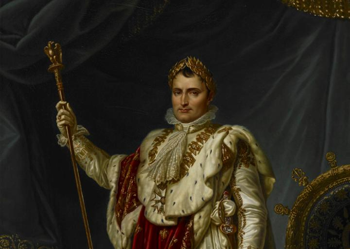 December 2nd, 1804: Napoleon Bonaparte is crowned Emperor of France