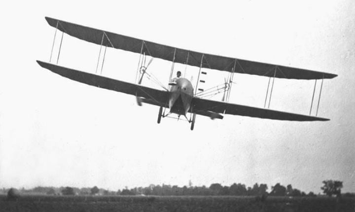 December 14, 1903: Wright brothers attempt flight for first time