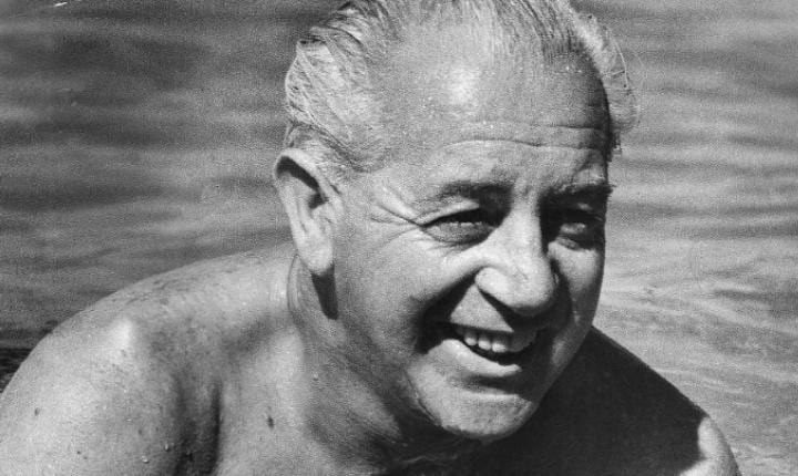 The mysterious disappearance of Australian Prime Minister Harold Holt