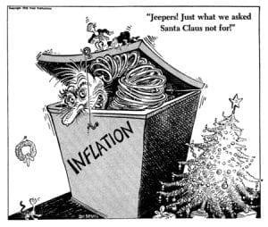 WWII, Dr. Seuss, inflation