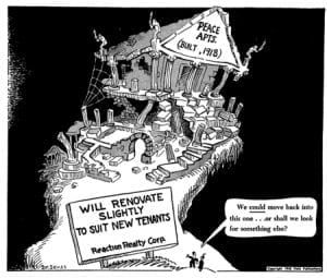 WWII, Dr. Seuss, isolationism