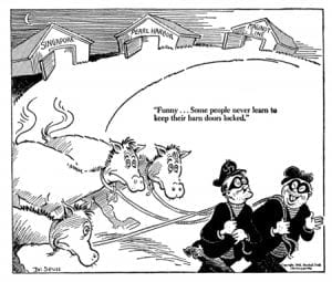 WWII, Dr. Seuss, Germany, Empire of Japan