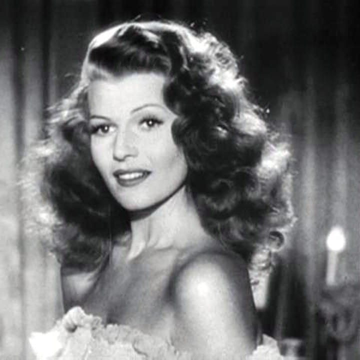 Rita Hayworth gilda royalty