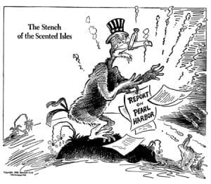 WWII, Dr. Seuss, Pearl Harbor