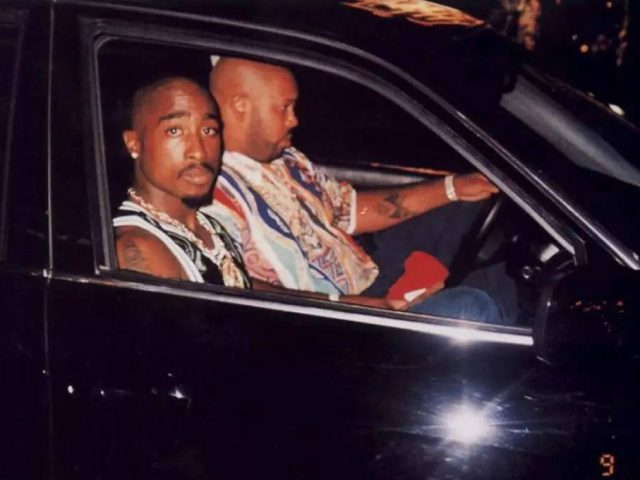Last known photograph of Tupac Shakur