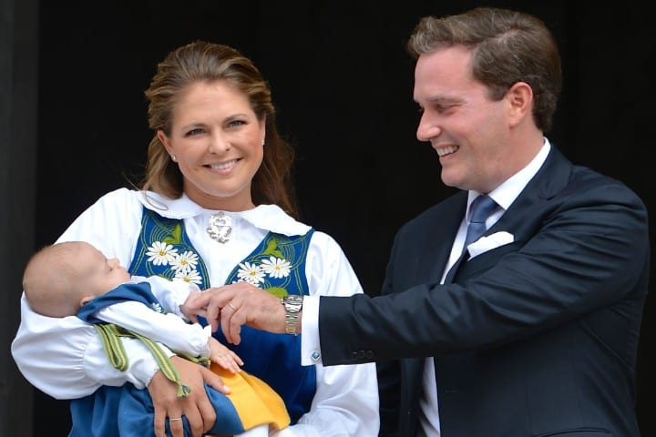 christopher oneill princess madeleine royalty