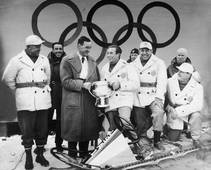 As if she wasn't already incredible enough, Eleanor Roosevelt was an Olympic Bobsledder (sort of)