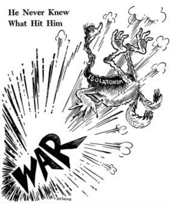 Dr Seuss Who Is He: How Dr. Seuss Helped America Defeat Hitler