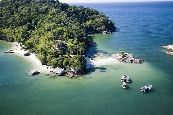 One deserted island in Brazil was turned into its own principality