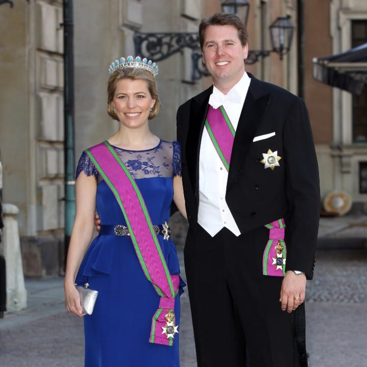 Kelly Rondestvedt Hubertus Hereditary Prince of Save-Coburg and Gotha royal wedding