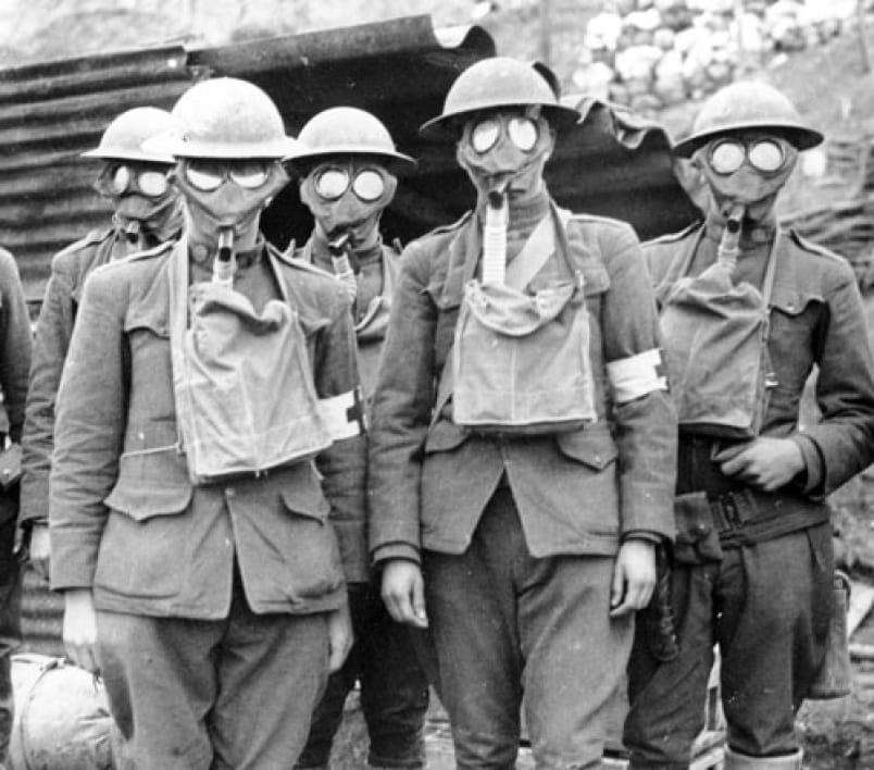 WWI vet's diary describes the horrors of war, with a little humor thrown in