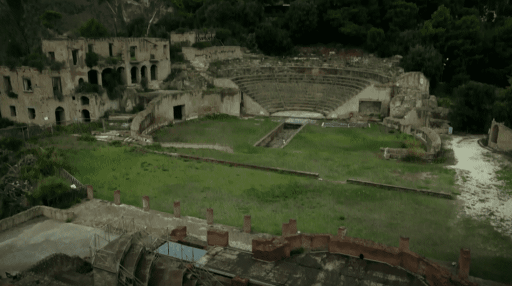 theatre, amphitheatre, ancient rome, ancient cities, rome, ancient history, history, old buildings