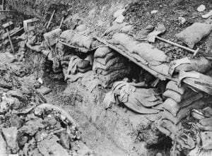 world war i, wwi, trenches