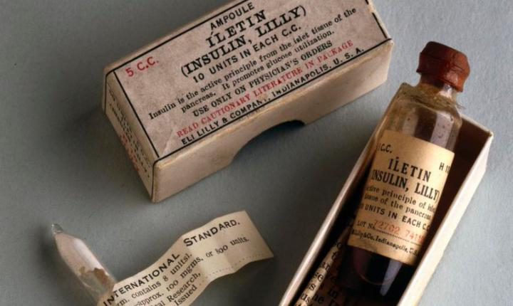 January 11, 1922: Insulin used to treat diabetes patient for first time