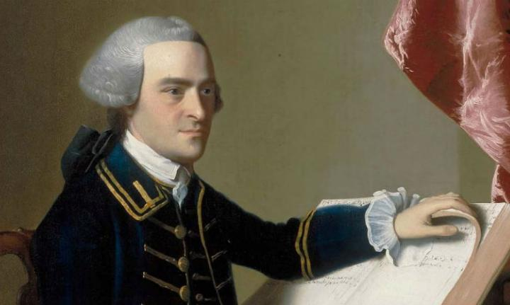 John Hancock: The man who financed the American Revolution