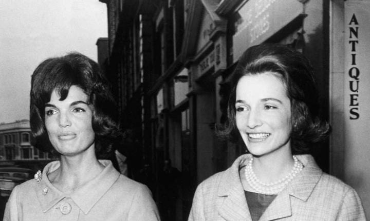 Inside the competitive and tumultuous relationship between Jackie O and her sister, Lee Radziwill