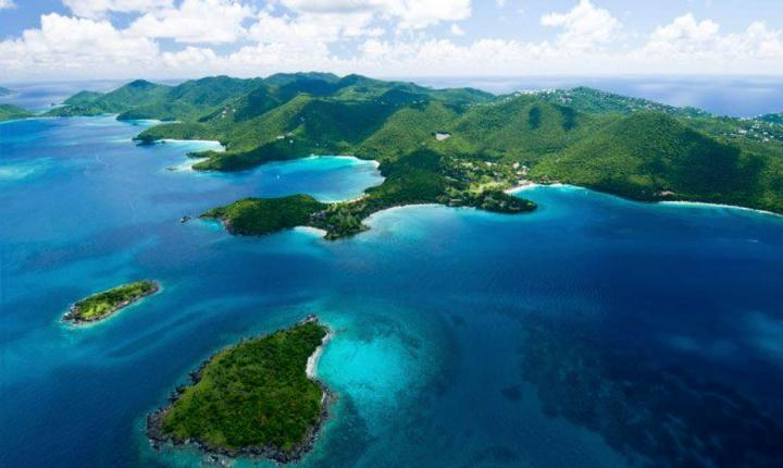 January 17, 1917: United States purchases the Virgin Islands
