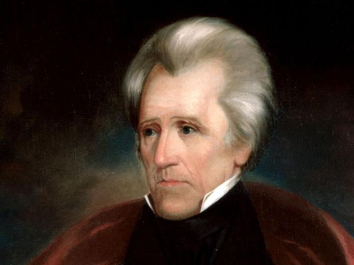 Andrew Jackson's real legacy is a giant block of cheese