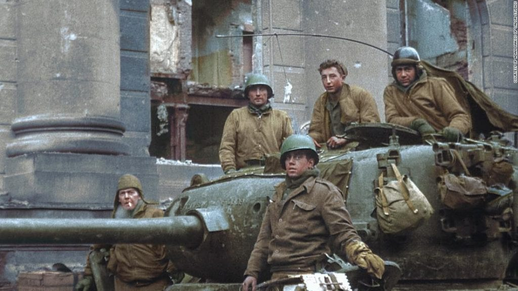 World War II veteran returns to Germany to solve a mystery ...