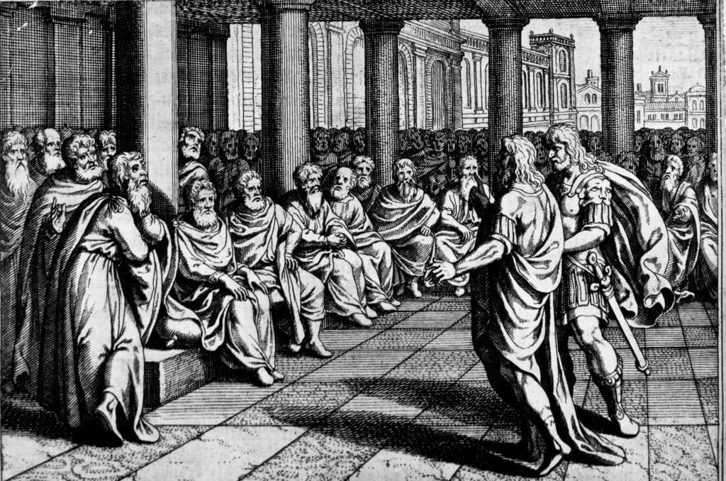 roman divorce, debate, marriage, seperation, roman senate
