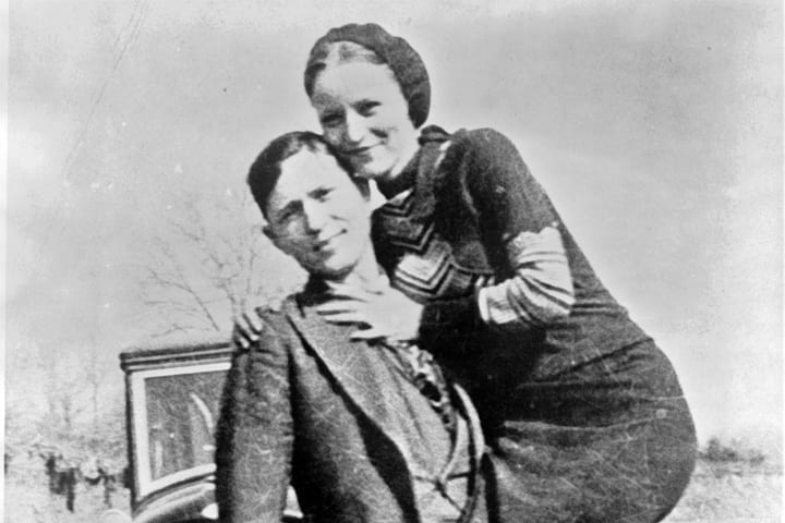 January 5, 1930: When Bonnie met Clyde