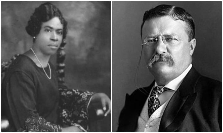 January 2, 1903: Theodore Roosevelt backs the first black postmaster