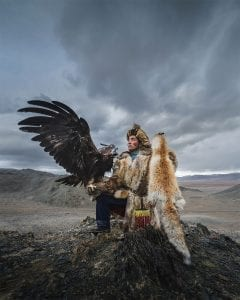Burkitshi, eagle hunter, Daniel Kordan