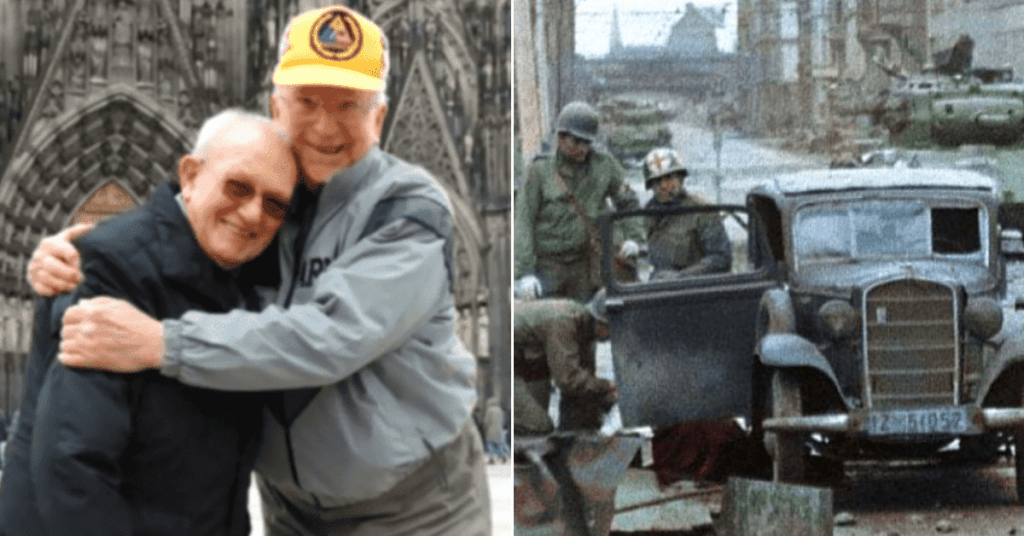 World War II veteran returns to Germany to solve a mystery that's been haunting him for 70 years
