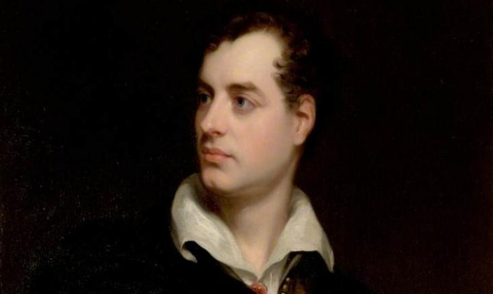 February 7, 1812: Lord Byron makes debut at House of Lords