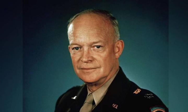 February 11, 1943: Eisenhower promoted to four-star General of the US Army