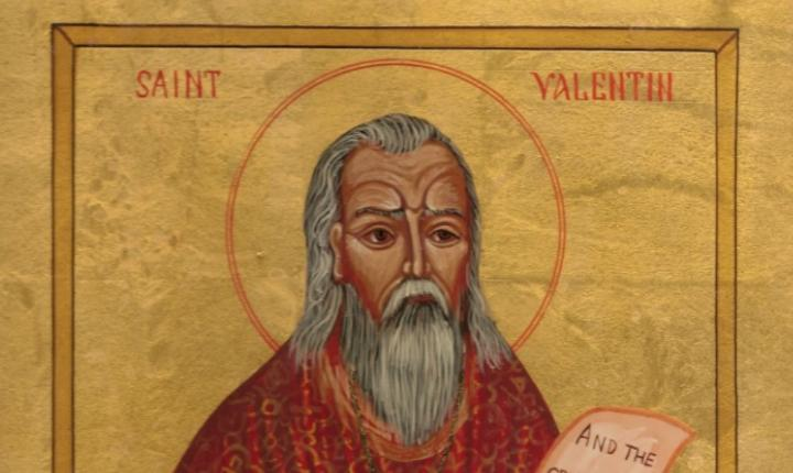 February 14, 269 AD: Saint Valentine is martyred, inspiring Valentine's Day
