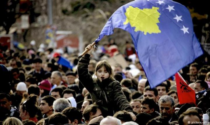 February 17, 2008: Kosovo declares independence from Serbia