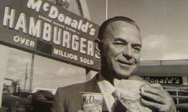 Meet Ray Kroc, the man who founded McDonald's
