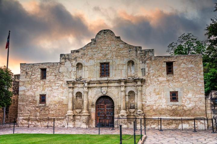 John Wayne's 'The Alamo' was plagued with problems, including murder