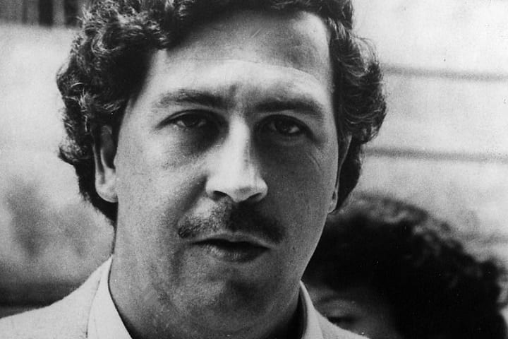 A closer look at the private life of notorious drug kingpin, Pablo Escobar