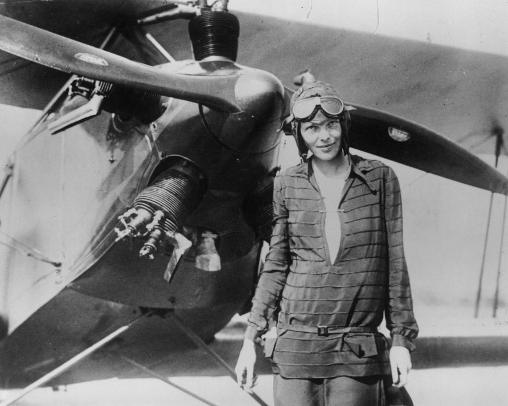 Was Amelia Earhart's plane found off the coast of Papua New Guinea?