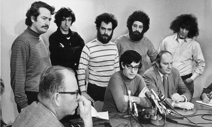 February 18, 1970: The Chicago Seven are acquitted