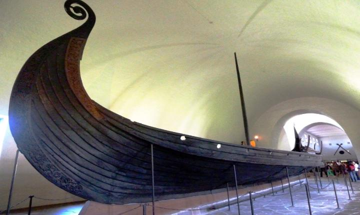 Viking raids and marine exploration were all made possible because of tar