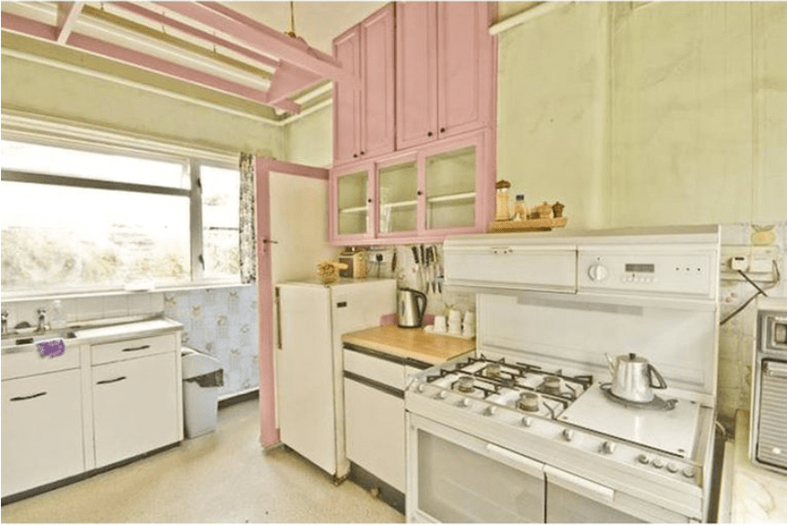 Time-warp-homes-pink-cabinetry-kitchen